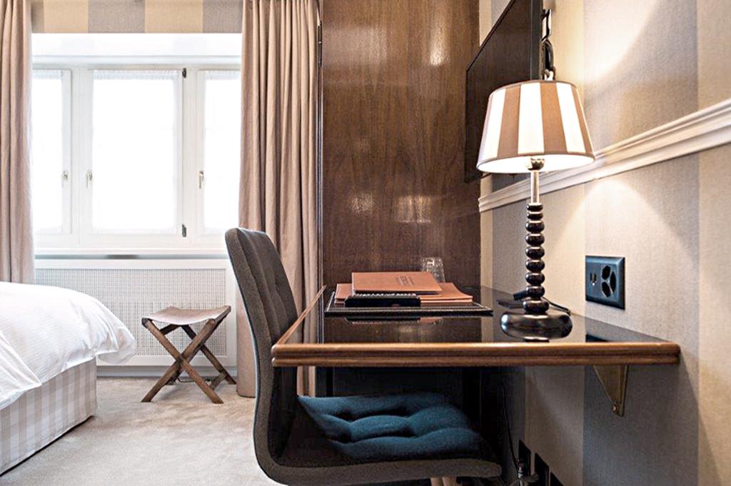 hotelzimmer unterkunft kindli z rich. Black Bedroom Furniture Sets. Home Design Ideas